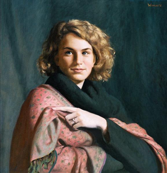 Oil Portrait Painting Videos